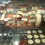 Sanagan's Meat Locker - mmmmeat!