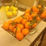 Such fresh fruit
