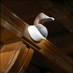 Duck Decoy - Enjoy the artwork and other collections sitting on the walls!