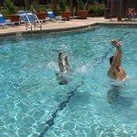 Fun Main pool