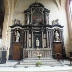 Altar of Madonna and Child