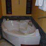 Parte del baño