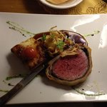 Delicious and heavenly beef Wellington!