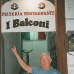 Bruce at I Balconi