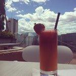 Strawberry-tangerine..... Best juice!!