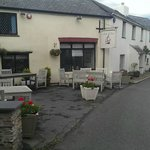One of the pubs in the local village of Ugborough