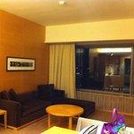 A suite life at the Hyatt regency sha tin....