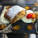The Dom Hotel, Dessert