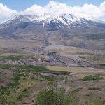 Mt St. Helen Volcanic Monument 4