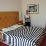 View of room at Ramada/ Grand Prisank