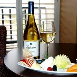 Wine & Cheese Amenity