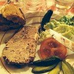 Delicious liver pate