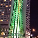The Westin's symbol - elevators pier