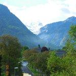 Pque de Interlaken visto do quarto