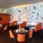 the inside restaurant