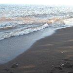 Who knew Minnesota had a sandy beach??