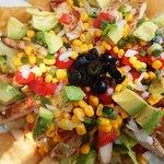 Barlito's taco salad