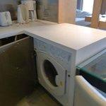 電気ポット類と全自動洗濯機