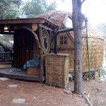 La cabaña