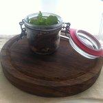 Chocolate pot!