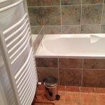 Il bagno (con bilancia) ;-)