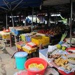 Various food stuffs