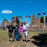 A beautiful day in Ostia