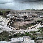 Knidos, ancient theater