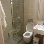 shower toilet room