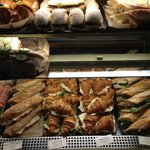 Divine Sandwiches at Bakery Nouveau