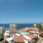 Vistas desde el hotel (6º planta)