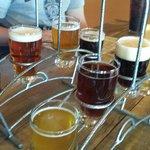 Beer Flights!