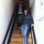 Steepy stair
