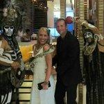 Mayan dinner show