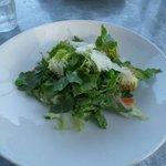 Fresh amazing salad