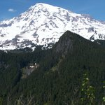 Mt Rianier