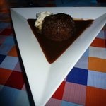 Sticky Toffee Pudding with Clotted Cream