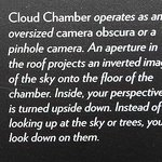 info on cloud chamber