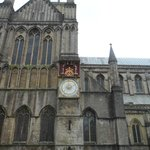 clock at wells