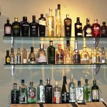 Part of the Gin Pantry