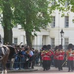 the ceremonial guards