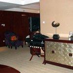 西安ソフィテルホテルのプレミアルーム