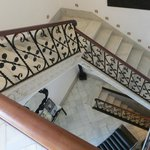 gorgeous stairwell