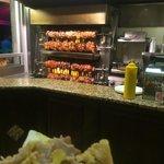 Pork bread roll
