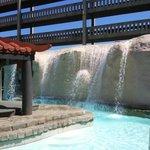 Beautiful, refreshing pool area