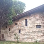 Auf dem Anwesen befindet sich sogar eine kleine Kapelle ...