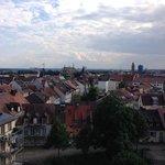 Panorama Hotel Schweinfurt Foto