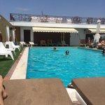 Wonderful pool area!!