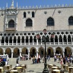Doge's Palace Exterior