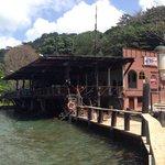 El Castillo, côté mer
